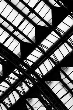 Industriebau 2 von Bart Stappers
