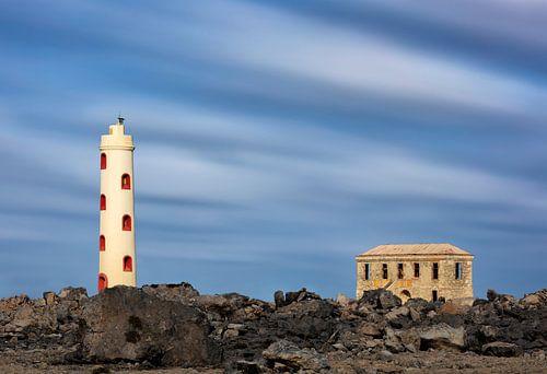 Vuurtoren van Spelonk Bonaire van