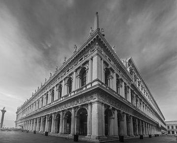 Venice/piazza sur Olivier Van Cauwelaert