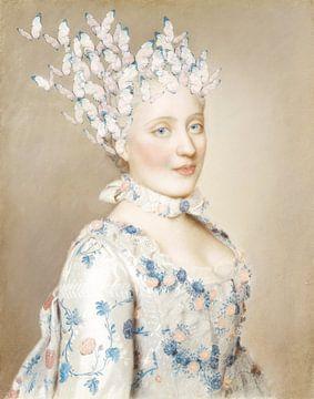 Dame Papillon