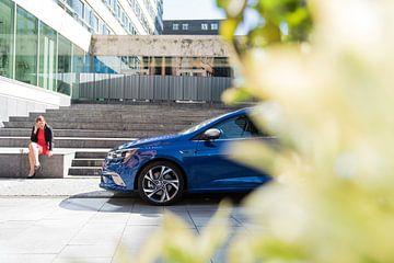 Renault Megane Estate Life van Sytse Dijkstra