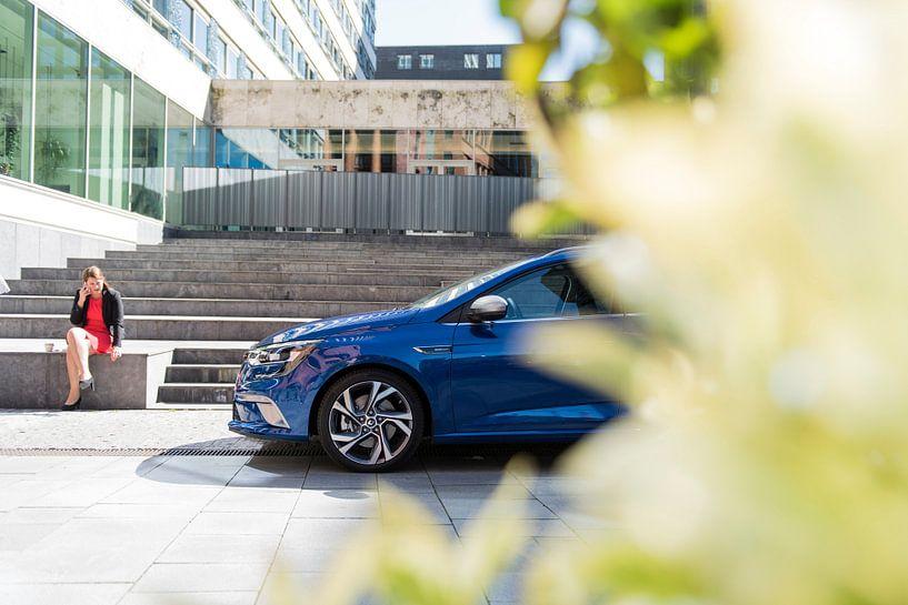 Renault Megane Estate Life von Sytse Dijkstra