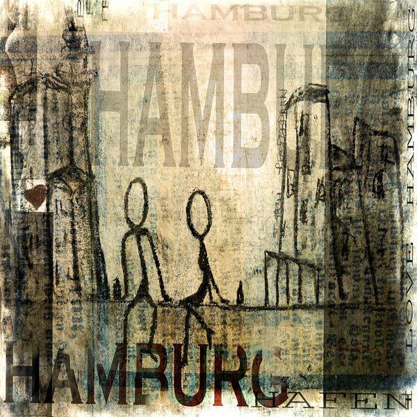 Hamburg von Christin Lamade