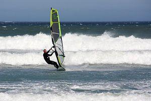 Surfing van