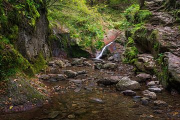 Canyon van de Ninglinspo von Francois Debets