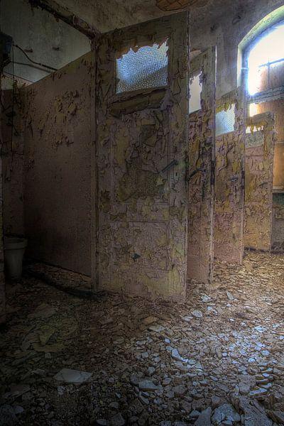 De toiletgroep van Arthur van Orden