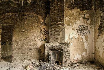 Altersschwaches Kamin von Ans Bastiaanssen