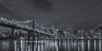 New York Skyline - Queensboro Bridge (3) van