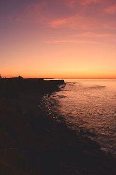 Sonnenuntergang, Irland von Lynn