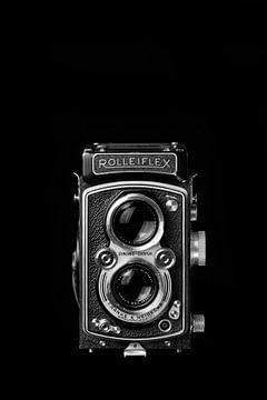 Rolleiflex, het icoon van Pascal Raymond Dorland