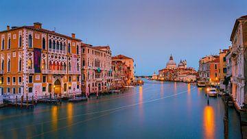 Grand Canal, Venetië van Adelheid Smitt