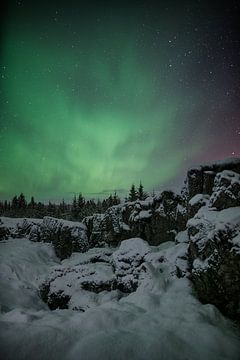 Þingvellir IJsland sur Luc Buthker