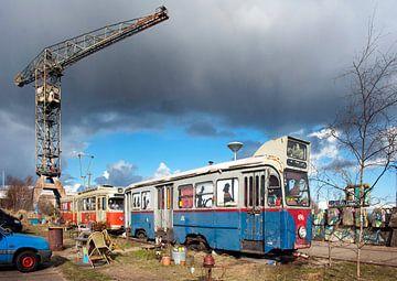 Trams van Irene Kuizenga