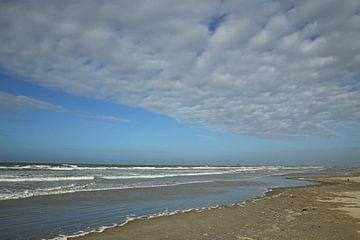 Strand Ameland von Willeke Bijker