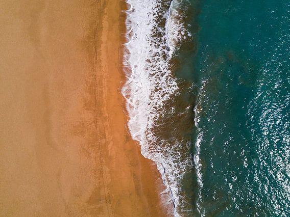 Volcanic beach van Droning Dutchman
