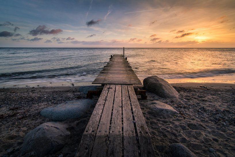 Badesteg Marienleuchte von Sebastian Holtz