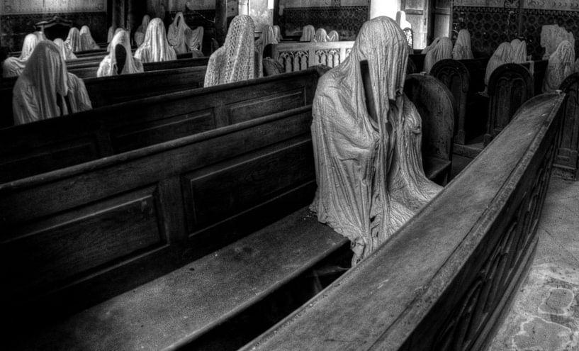 Lost Place - die Kirche der Geister von Carina Buchspies