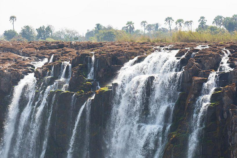 Waterval Victoria Falls  van Dexter Reijsmeijer
