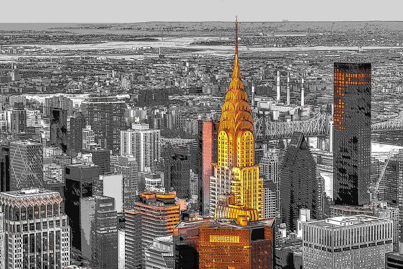 Chrysler Building New York van Rene Ladenius