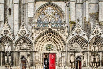 Kathedraal van Bayeux van Harrie Muis