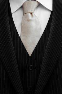 De stropdas van Sander Mulder