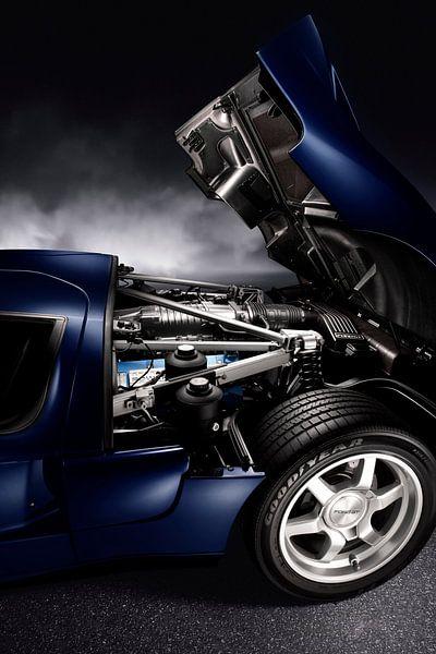 Ford GT '101 Edition GT40 van Thomas Boudewijn
