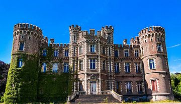 castle from heaven von Peet de Mos
