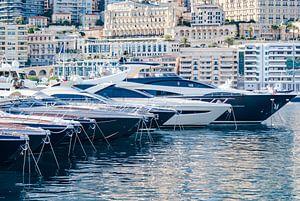 Monte Carlo haven, Monaco, France