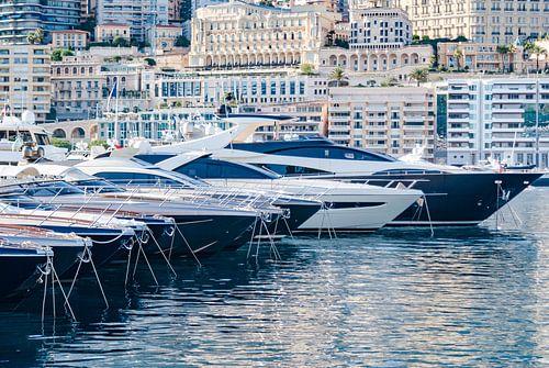 Haven van Monte Carlo in Monaco