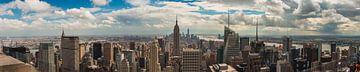 Rockefeller view van Koen Alblas