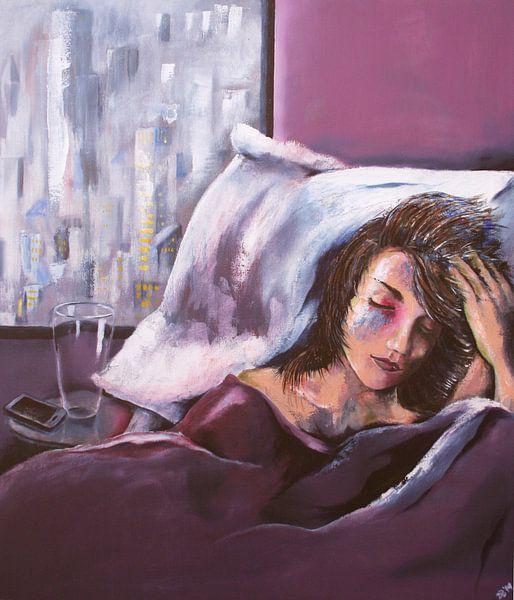 offline / sleep in the city 2 van David Berkhoff