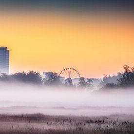 De Toren en het reuzenrad van Ruud Peters