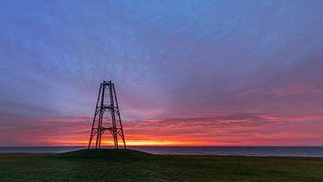 Le Cap de Texel Oosterend Sunrise sur Texel360Fotografie Richard Heerschap