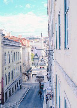 Les rues de Lisbonne sur Studio Stiep