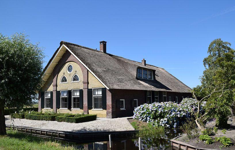 Dutch farm house van Robin Verhoef