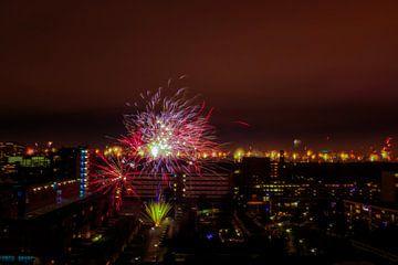 Feuerwerk von Scarlett van Kakerken