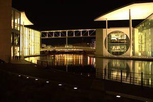Berlijn in de nacht