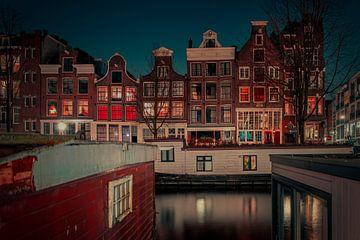 Lebensformen in Amsterdam von Bas Handels