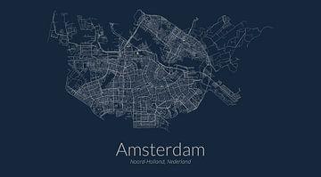 Amsterdam van Bert Broer