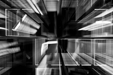 Glow Frame Fx5x5x5 van Greetje van Son