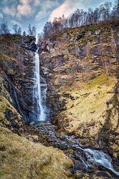 Norwegian Waterfall sur Jasper den Boer