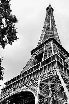 Eiffeltoren von Mark Bolijn