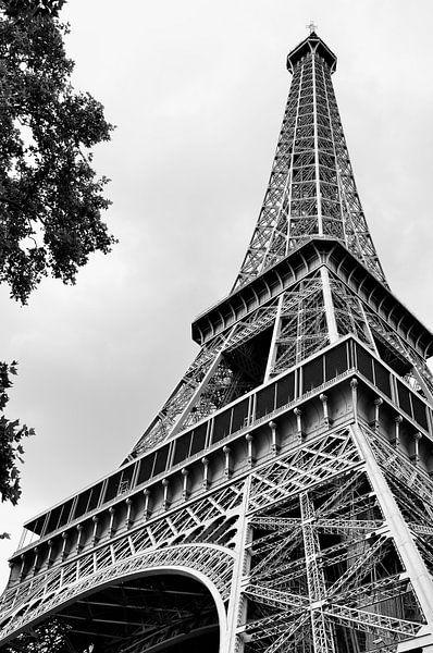 Eiffeltoren van Mark Bolijn