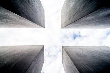 Joods Monument Berlijn van Gerben Duijster