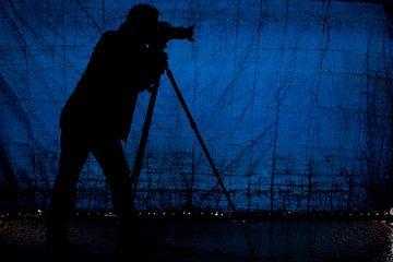 Fotograf bei der Arbeit von Andreas Müller