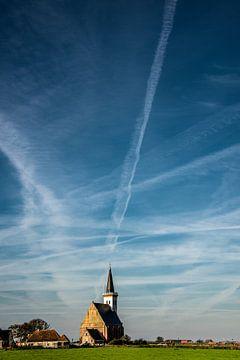 Kerkje Den Hoorn von Harrie Muis