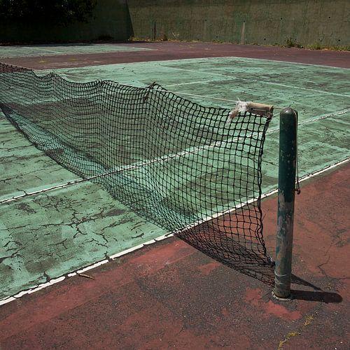 Verlaten Tennisbaan (More Past VI)
