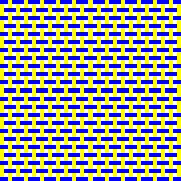 Onder en boven. 1:1. Normaal. 12x12. YB. van Gerhard Haberern