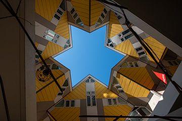 Kubuswoningen Rotterdam van Stefan Bezooijen