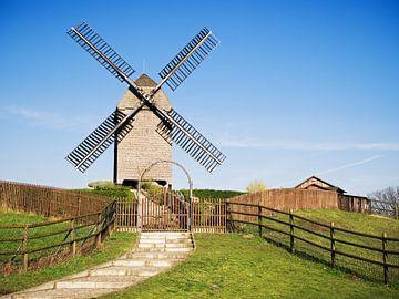 Berlin – Marzahn Windmill van